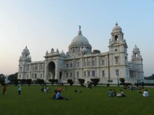Victoria Memorial à Calcutta