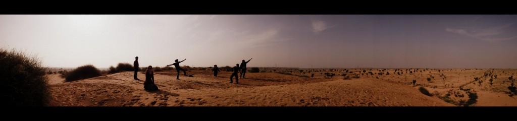 Bikaner et ses dunes
