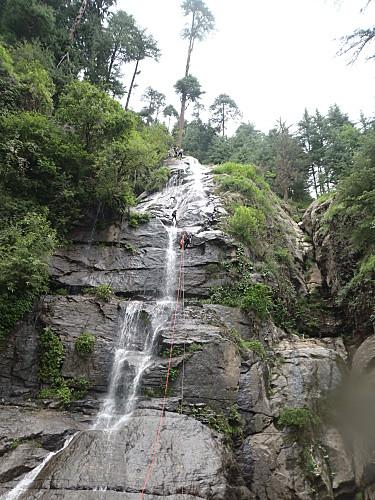 Canyoning Manali