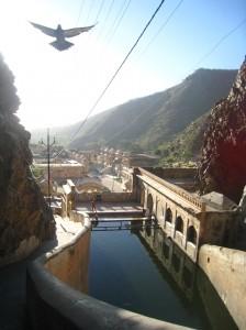 Temple de Galta, Jaïpur, Rajasthan