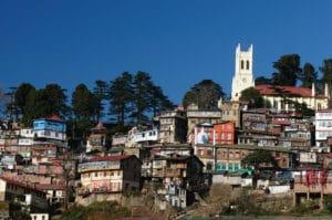 Week-end Trek à Shimla