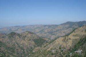 Shimla pour une randonnée en himachal