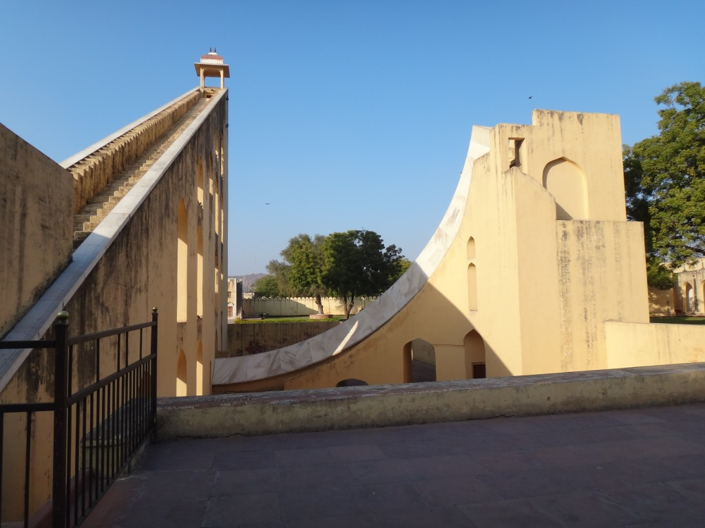 L'observatoire de Jantar Mantar