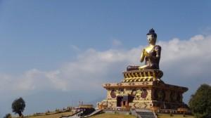 Bouddha géant à Ravangla