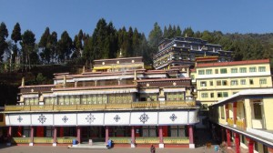 Monastère de Rumtek au Sikkim
