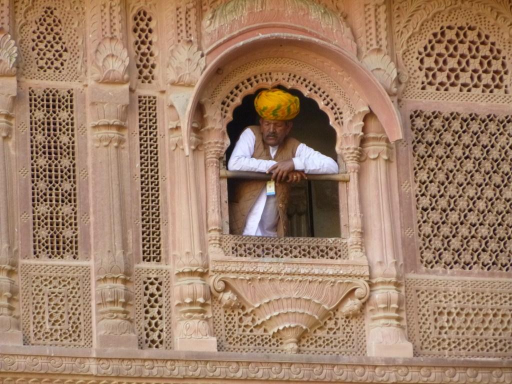 Le fort de Mehrangarh à Jodhpur