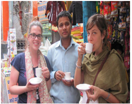Chai in Haridwar