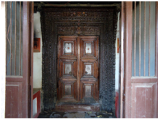Doors of Pondicherry