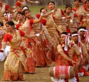 Le festival Bihu