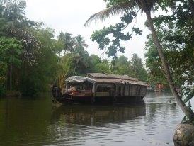 croisière aucœur des backwaters
