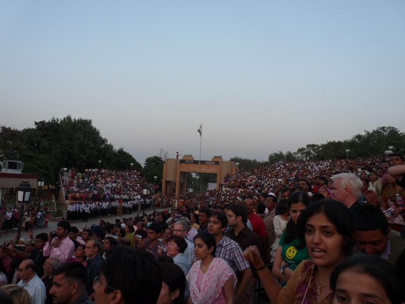 Cérémonie d'Amritsar