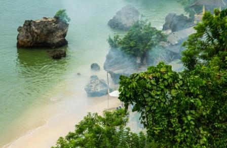 landscape indonesia, bali