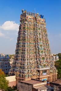 Temple Meenakshi
