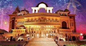 The Kingdom of Dreams Palace