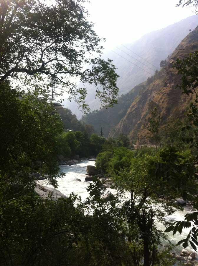 Das Tirthan Tal