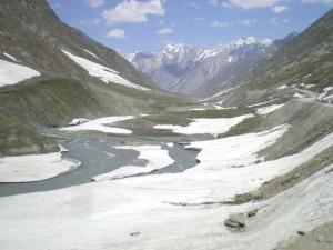 Route - Cachemire