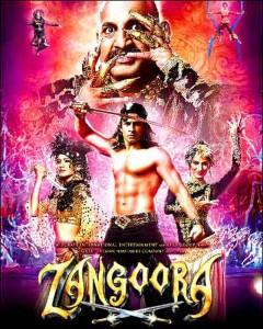 Zangoora - The Musical