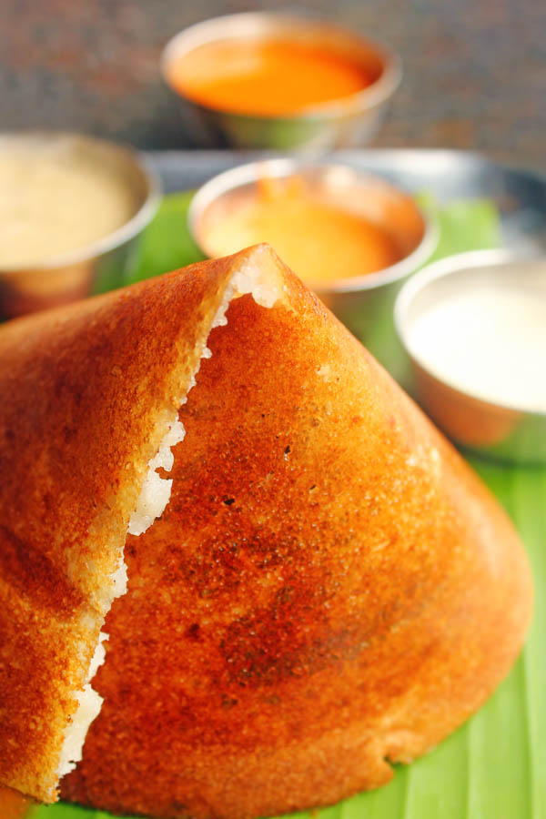 Dosa from South India