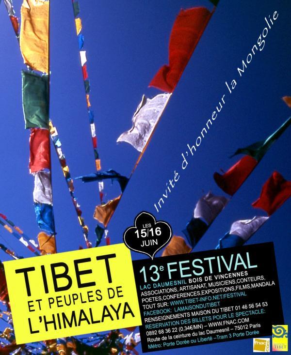 Festival du Tibet & des peuples de l'Himalaya