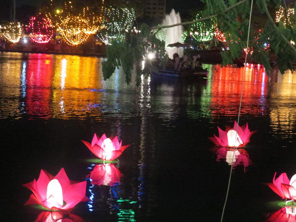 Festival de Vesak au Sri Lanka