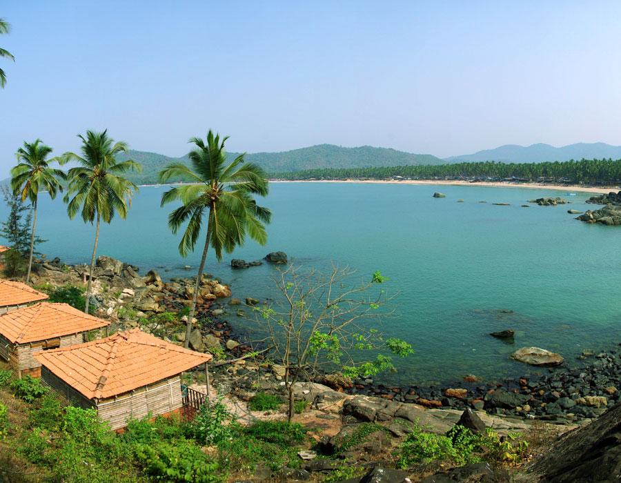 Lagunes de Goa