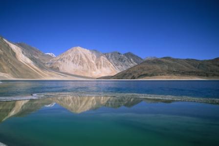 Ladakh Pangong Tso Lake