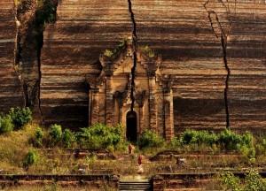 Mingun Pagoda, Burma