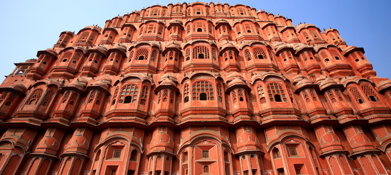 Rajasthan_Jaipur_Hawa Mahal_the Palace of Winds