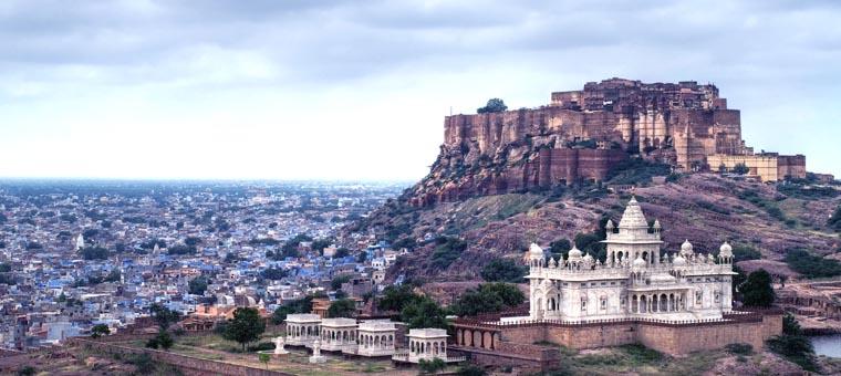 Rajasthan Jodhpur Fort Meherangarh