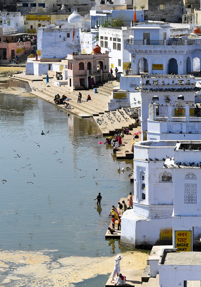 Lac Pushkar