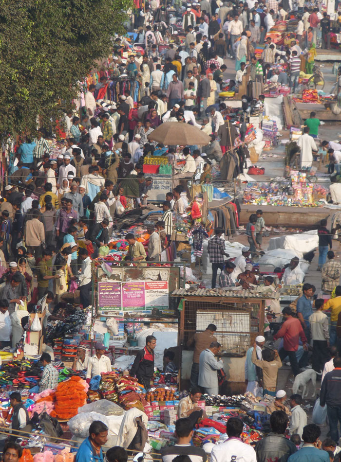 Le fameux marché