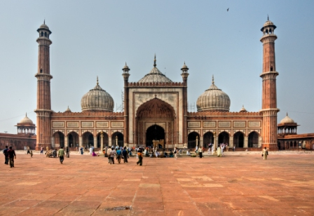 India_Old_Delhi_Jama_Masjid