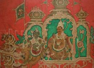 Peinture-de-Mysore