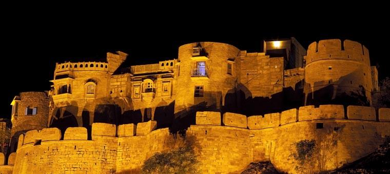 Rajasthan Jaisalmer Fort