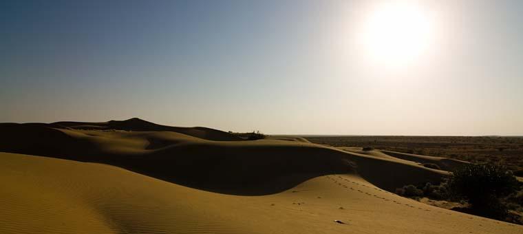 Rajasthan Jaisalmer Thar Desert