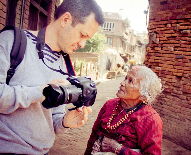 Photographe Inde
