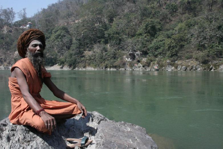 Les sâdhu,Inde