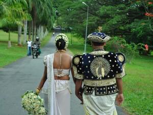 Couple sri lankais