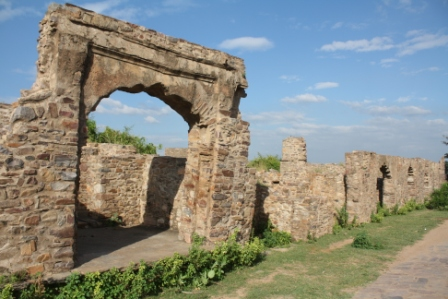 Bhangarh Fort in Rajasthan