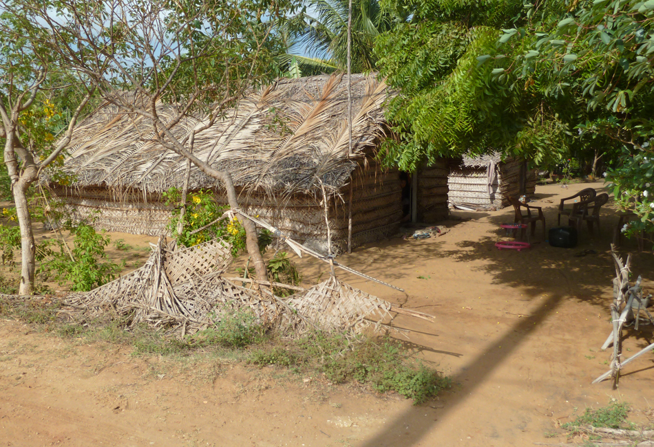 Habitation de villageois