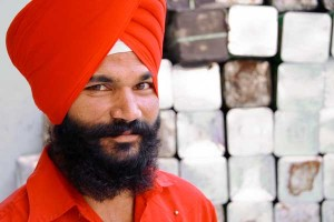 Jeune Sikh