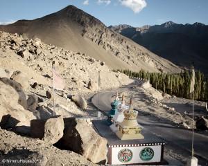 Village de Nimmu au Ladakh