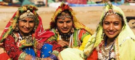Women Rajasthan