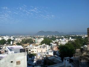 Udaipur toits