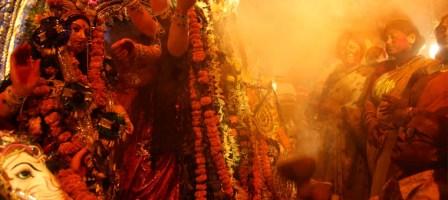 Durga Puja Calcutta