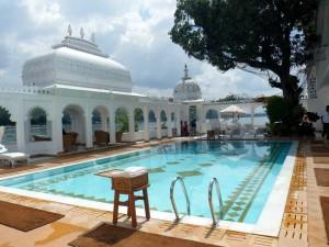 piscine lake palace udaipur