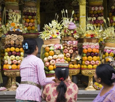 Fruit Market in Bali