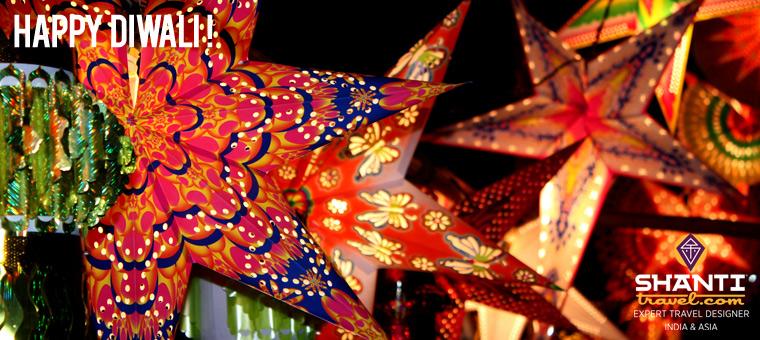Lumières de Diwali