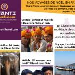 Shanti Travel vous conseille pour le choix de votre destination de voyage en famille pour noël (en Asie)