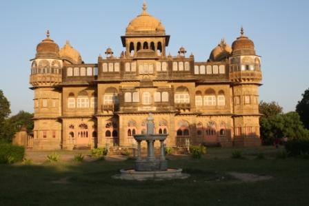 Mandvi Fort